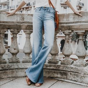 Madewell Jeans - MADEWELL | high rise flea market flare jean